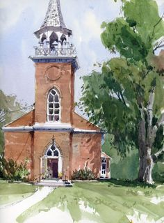 From church to gallery by Shari Blaukopf