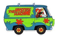 #39 The Mystery Machine (Scooby Doo)