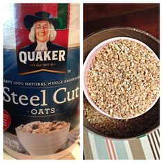 What's not to love about the idea of waking up to a warm, hearty breakfast already prepared for you?? Since breakfast is my absolute favorite meal of the day, I like to play around with a few of my breakfast staples (oats, protein powder, almond milk, flax, etc... #breakfast #crockpot #oatmeal