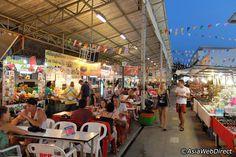 Chaweng Walking Street - Chaweng Shopping & Markets in Koh Samui