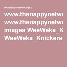 www.thenappynetwork.org.nz images WeeWeka_Knickers.pdf Homemade Baby Clothes, Cloth Training Pants, Cloth Diapers, Pdf, Sewing, Dressmaking, Couture, Stitching, Sew