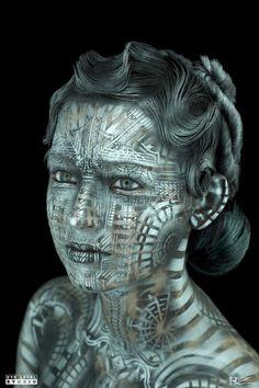 """Saatchi Art Artist: Michael Rosner; Digital Photography """"Metropolis II"""""""