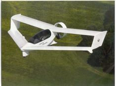 Name this strange biplane-ish aircraft if you can! Flying Wing, Flying Car, Light Sport Aircraft, Flying Vehicles, Private Plane, Experimental Aircraft, Futuristic Cars, Aircraft Design, Vintage Design