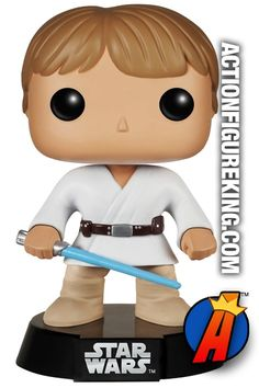 #STARWARS #LUKESKYWALKER #Tatooine #Figure. View full listing and quickly search thousands of new and vintage #collectibles #toys and #ActionFigures… http://actionfigureking.com/list-3/funko-toys-collectibles-and-figures/funko-pop-star-wars-figures/funko-pop-star-wars-luke-skywalker-figure-49