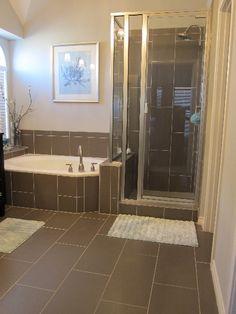 Daltile Imagica IG Vision X Nice Example Of Light Floor Tile - Daltile arlington tx