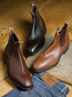 R.M. Williams Boots