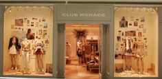 Shanghai, China. #retail #fashion #clubmonaco