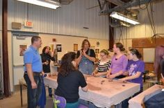 Kirtland College hosts Pottery Friday