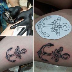 cuervo negro tattoo
