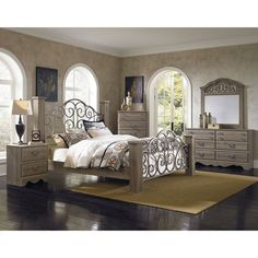 Timber Creek bedroom collection by Simmons