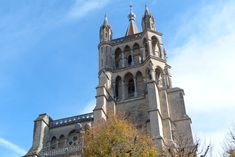Discover the best things to do in Lausanne, Switzerland – your ultimate guide to Lausanne attractions, sights in the city and around Lake Geneva Lausanne, Stuff To Do, Things To Do, Gothic Cathedral, Lake Geneva, Time Out, Notre Dame, Travel Inspiration, Europe