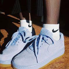 Nike Air Force 1 by @annishaaaa . . . #gomf #girlsonmyfeet
