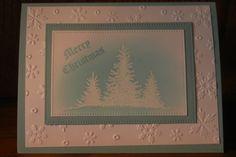 Made by Karen Kurtz Handmade Christmas, Handmade Cards, Christmas Cards, Frame, Home Decor, Craft Cards, Christmas E Cards, Picture Frame, Decoration Home