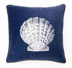 Luxury blue velvet pillows... ah