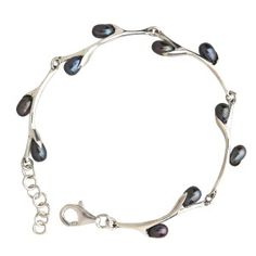 Pussy Willow Pearl Bracelet