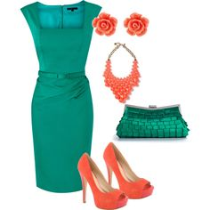 Great colors and look