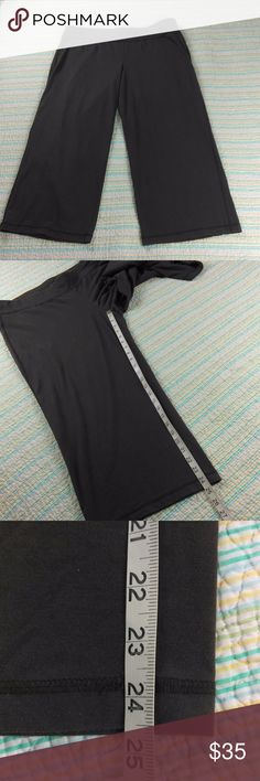 Eileen Fisher L Pull On Elastic Waist Lounge Pants Eileen Fisher Wms Sz L Pull On Elastic Waist Stretch Straight Leg Lounge Pants Eileen Fisher Pants