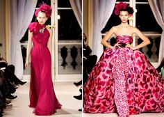 Giambattista Valli Spring 2012 Haute Couture