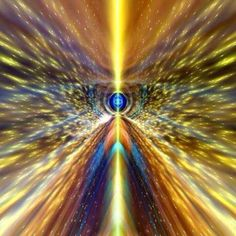 Infinite Power of the Light of the Universal ONE.