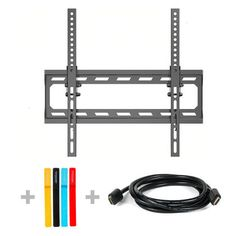 [Primecables.com]3 in 1 Angle free Tilt mount w/Safety Lock for TV 26'' to 50'' & HDMI Cable Fasten Tie $9.99 http://www.lavahotdeals.com/ca/cheap/primecables-com3-1-angle-free-tilt-mount-safety/209394?utm_source=pinterest&utm_medium=rss&utm_campaign=at_lavahotdeals