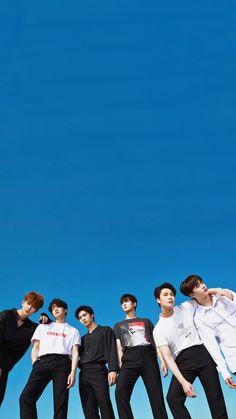 ASTRO k-pop group wallpaper blue Astro Wallpaper, Wallpaper Space, K Pop, Astro Kpop Group, Baby Beagle, Cha Eunwoo Astro, Kpop Backgrounds, Jamel