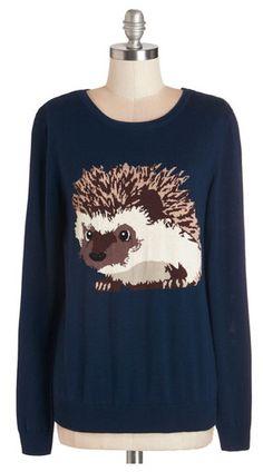 That Mori Girl Sort of Feeling — offbeatstyle: Hedgehogs! 1, 2, 3, 4, 5, 6