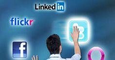 Facebook teve 65% de participação de mercado em fevereiro... Fonte: Serasa Experian