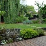 Minimalist Natural Garden