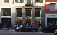Casa Microsoft a Milano fotogalleria del primo showroom Microsoft in Europa