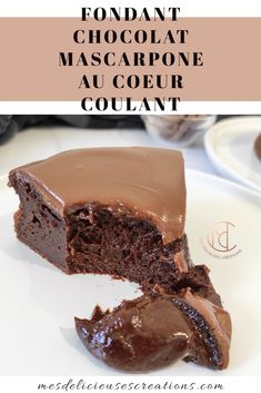 Fondant chocolat mascarpone - The Best Breakfast Recipes Grand Biscuit Recipes, Easy Biscuit Recipe, Fudge Recipes, Cheesecake Recipes, Dessert Recipes, Chocolate Desserts, Melting Chocolate, Healthy Egg Recipes, Deviled Eggs Recipe