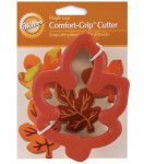 Wilton® Comfort Grip Cookie Cutter-1PK/Maple Leaf