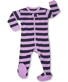 """Leveret Footed """"Striped"""" P Pajama Sleeper 100% Cotton (Size 6M-5T) (12-18 Months, Multi Colored) - http://www.discoverbaby.com/maternity-clothes/sleepwear/leveret-footed-striped-pn-pajama-sleeper-100-cotton-size-6m-5t-12-18-months-multi-colored/"""