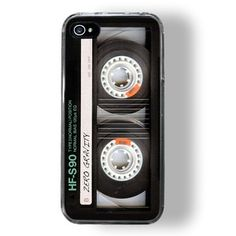 iPhone 5 Case Retro Cassette