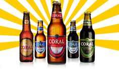 Coral - The Beer of Madeira!
