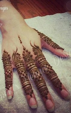 Henna✖️Great Tattoo✖️Art✖️No Pin Limits✖️More Pins Like This One At FOSTERGINGER @ Pinterest✖️ Mehndi Tattoo, Henna Tattoo Designs, Henna Mehndi, Hand Henna, Henna Tattoos, Tattoo Art, Arabic Henna, Henna Art, Finger Mehendi Designs