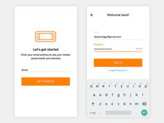 This is a new design of our login experience on Android. The goal with this redesign was to make sure that all users are directed to the corresponding login scenarios without having to guess which ...