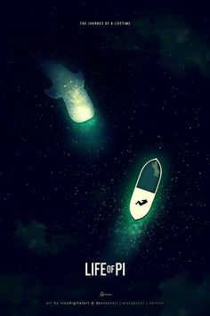 Life of Pi #movie #poster