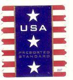 Selos - Stamp Collecting: 2007 - Estados Unidos / United States
