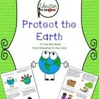 Here's an Earth Day mini-book for students. Includes information about recycling, picking up trash, compost bins, and planting new life. There is also a reflection page at the end where the student can write about his or her plans for earth day!
