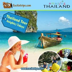 Thailand Tour Operators in Kolkata for Bangkok Pattaya Tour Packages, Best price for Thailand Holiday Packages