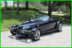 Car brand auctioned:Chrysler Prowler Roadster Convertible 2001 Car model chrysler prowler plymouth roadster convertible 01 low miles hot street rod