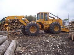 Logging Equipment, Heavy Equipment, John Deere Equipment, Toys For Boys, Boy Toys, Construction, Vehicles, Husband, Education