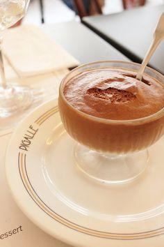 pigalle brasserie Panna Cotta, Pudding, Tableware, Ethnic Recipes, Desserts, Blog, Beefsteak Tomato, Tagliatelle, Eat Right