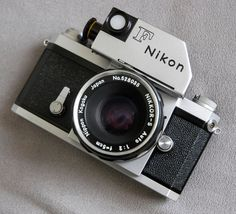 Vintage Nikon camera rare 35mm film camera Nikon by amightygood