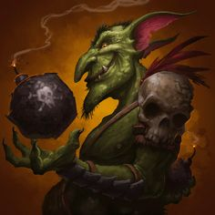 Goblin Bomber by VegasMike on DeviantArt