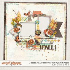 Check out our other blog!   Quality Scrapbooking Tutorials  hand selected tutorials for digital, paper and hybrid scrapbooking       ColorF...