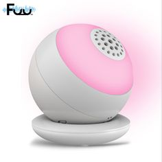 FUU Hot Sale Sport and Music Bluetooth Speaker Smart LED Light Children Baby Bedroom Bedside Night Lamp Touch Gift Speaker  #Affiliate
