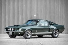 "GT500's aren't exactly common. Examples kept at the company are even more rare, and designated ""engineering"" cars are rarer still. This 1967 Ford Shelby Mustang GT500 is among the latter. One of only 11 built that year, chassis number 0425..."
