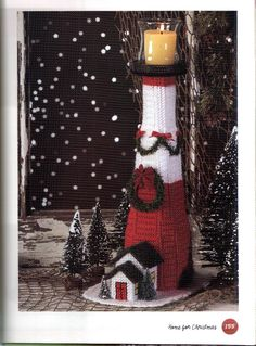 Holiday Lighthouse 1/3