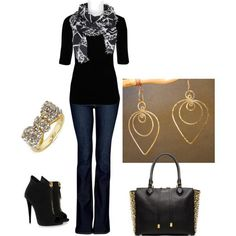 Womens Fall Fashion 2013 by calicojunojewelry on ...